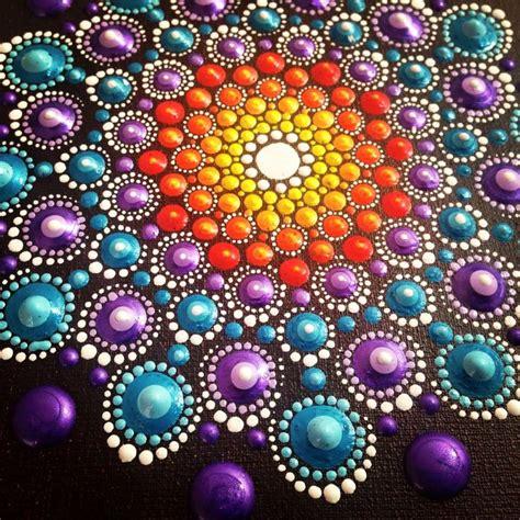 dot pattern mandala 349 best images about dot painting on pinterest mandala