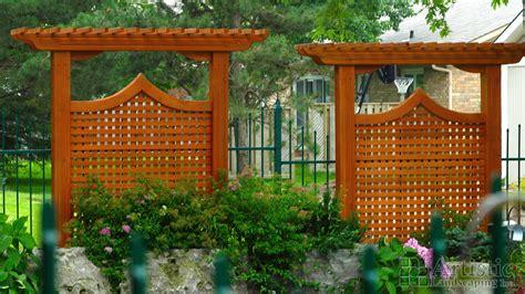 backyard dividers patio privacy screen ideas modern patio outdoor