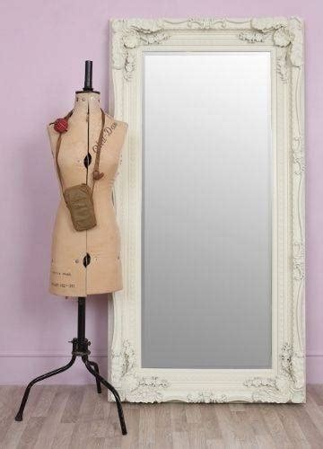 best 25 white full length mirrors ideas on pinterest 20 best of cream antique mirrors
