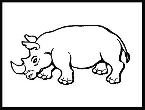 imagenes animales terrestres para colorear dibujo para colorear animales amenazados o en peligro