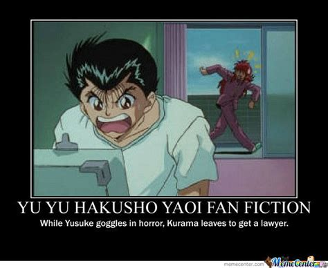 Yu Meme - yu yu hakusho by silverathalos meme center