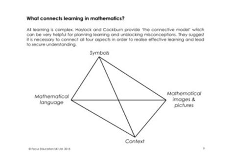from models to numbers making connections in mathematics html page 9 autos post