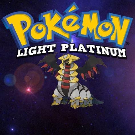 light platium version for gba rom gba