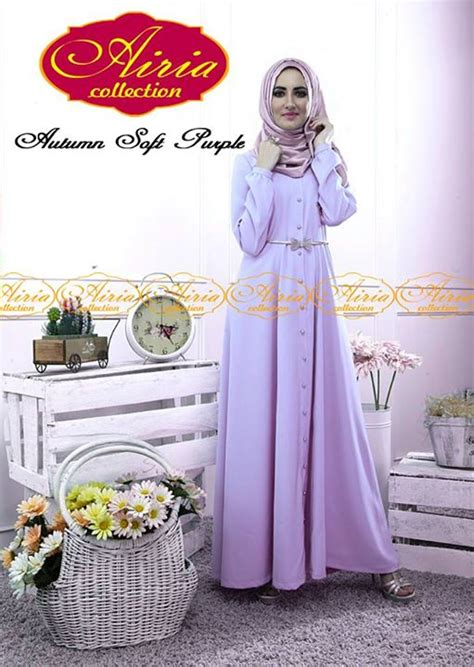 Sale Gaun Pesta Pjg Import gaun muslim modern gaun pesta muslim autumn dress soft