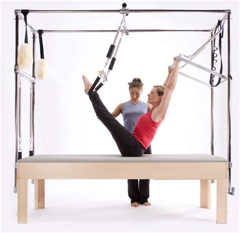 Pilates Table by Pilates Cadillac Workouts