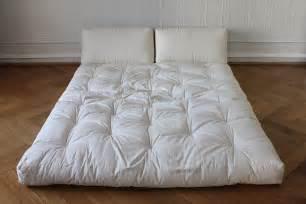 matelas japonais matelas canape futon
