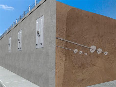 failing retaining wall repair in massachusetts and