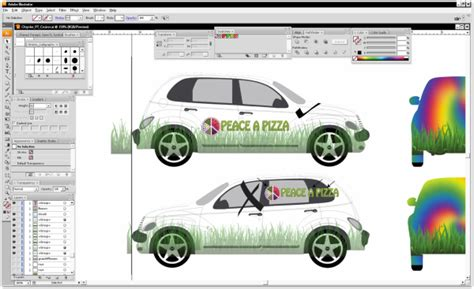 Vehicle Wrap Design In 5 Easy Steps Vehicle Wrap Design Templates