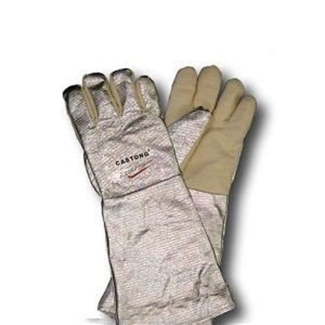 jual sarung tangan anti panas castong kevlar glove nfrr 15 harga murah bekasi oleh cv abadi