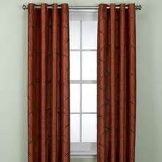 spice colored curtains 1000 images about curtain ideas on bay window