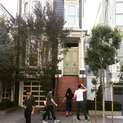 full house home john stamos at full house home photo people com