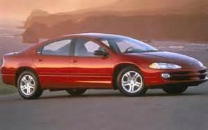 98 Chrysler Intrepid Automotive Tech Line 1998 Dodge Intrepid Mvma