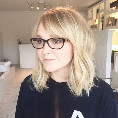 just below collar bone blonde hair styles 134 best hair shoulder grazing images on pinterest hair