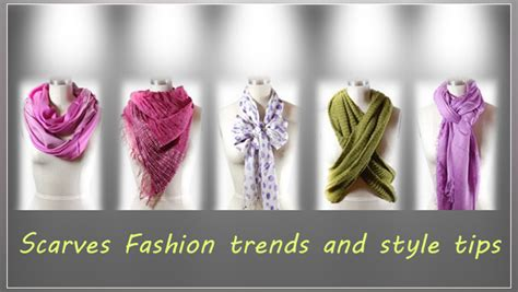 6 Blogs With Amazing Fashion And Tips by Scarves Fashion Trends And Style Tips Fashion