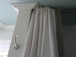 exceptional hang curtain rod from ceiling 12 shower