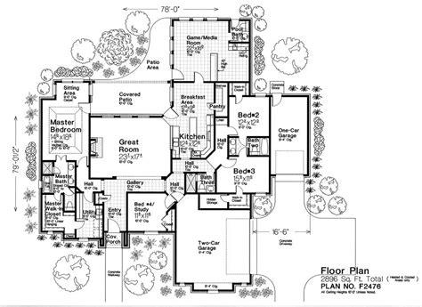 fillmore design floor plans f2476 fillmore chambers design group
