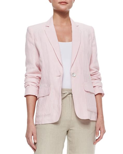 light pink womens womens light pink blazer fashion ql
