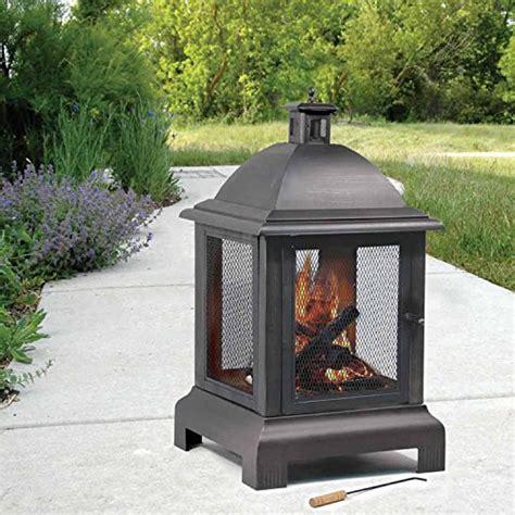 Deckmate 30375 Franklin Outdoor Fireplace Best Prices Outdoor Fireplace Prices