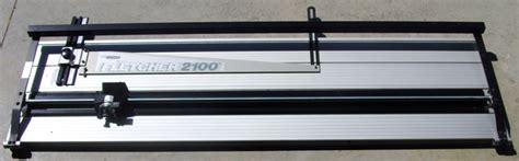 Fletcher Mat Cutters by Used Fletcher 2100 Mat Cutter 48 Inch Framing Equipment