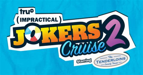 trutv impractical jokers sweepstakes 2017 sail with the jokers - Trutv Impractical Jokers Sweepstakes