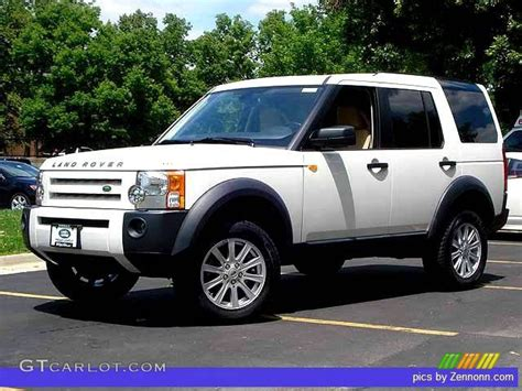 land rover lr3 white 2008 alaska white land rover lr3 v8 se 758971 photo 16
