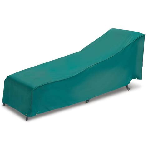 Chaise Cover the better outdoor furniture covers chaise lounge cover hammacher schlemmer