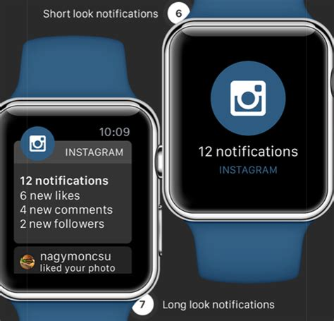 this is what your instagram app might look like soon concept shows how instagram app might look like on apple watch