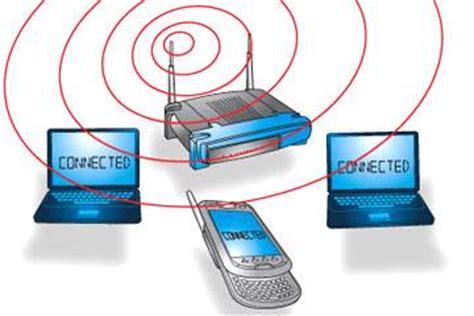 Adaptor Jaringan Nirkabel que es wifi