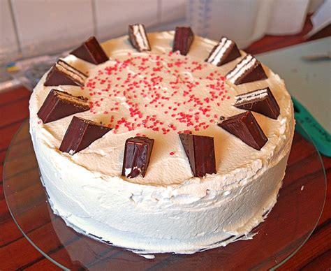 kinder kuchen einfach kinder pingui torte rezept mit bild carina884