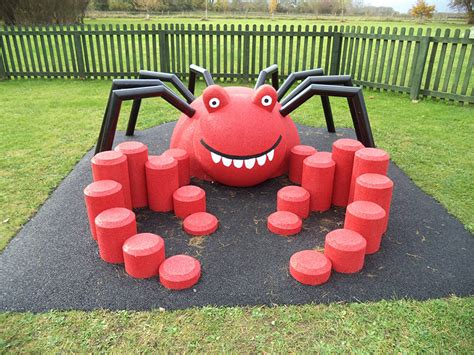 crab rubber st playground crab abacus playgrounds