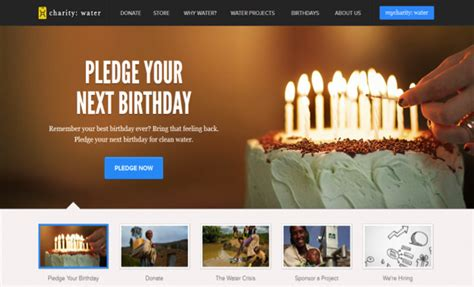 best website 10 of the best nonprofit web designs accrinet