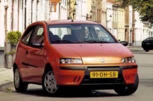 Punto Fiat Fiat Punto Specs