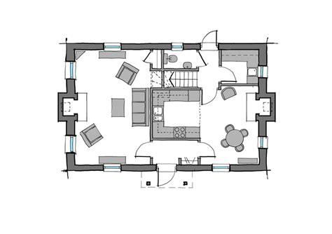 Scandia Hus The Croft Timber Frame Traditional Design Cottage Building Plans Uk