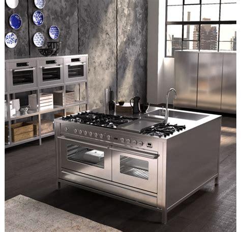 cucine a gas ilve ilve s p a