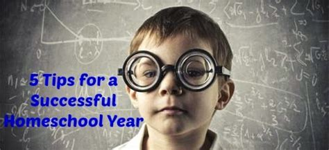 life more simply 5 tips for a successful homeschool year