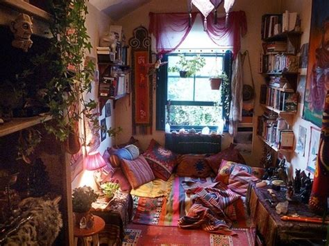 Exceptional Home Inspired By India Rug #8: Hippie-bedroom.jpg