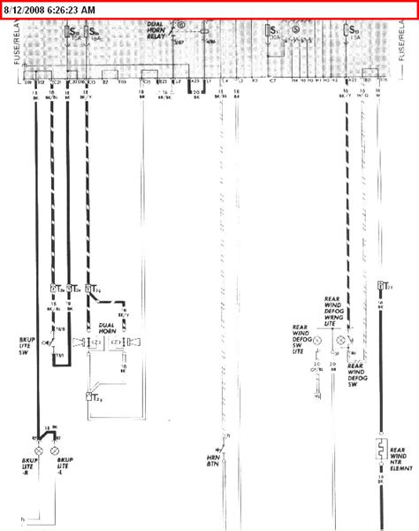 volkswagen rabbit wiring diagram get free image about