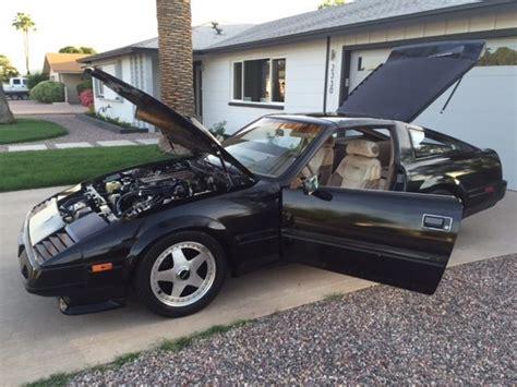 1984 datsun 300zx for sale 1984 nissan datsun 300zx turbo for sale in scottsdale