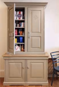 Kitchen Pantry Cabinets by Free Standing Kitchen Pantry Cabinet Painted Kitchens