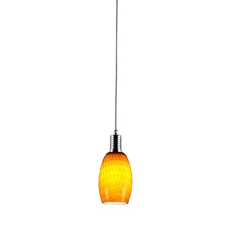 orange glass pendant light prospect mini pendant l metal orange glass dcg stores