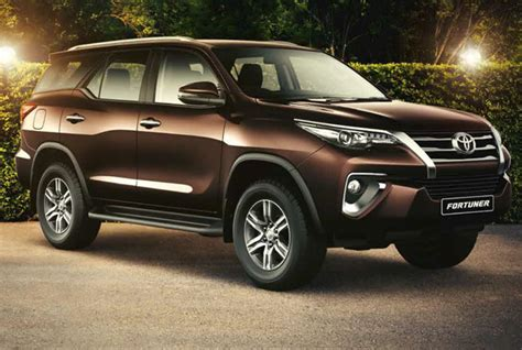 South Toyota New Toyota Fortuner South Pricing Announced