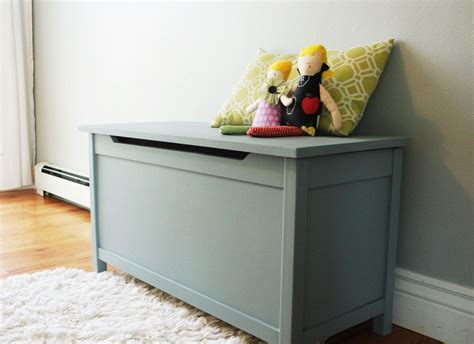 toy box plans designs  ideas  organized playrooms
