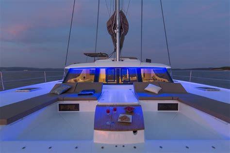 catamaran hire mykonos saba 50 charter croatia your catamaran for sailing