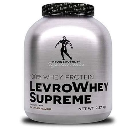 supreme whey protein whey supreme 2270g kevin levrone price dosage and