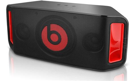 Dijamin Speaker Bluetooth Beatbox By Dr Dre Port Usb Micro Sd beats by dr dre beatbox portable 2 bluetooth speaker