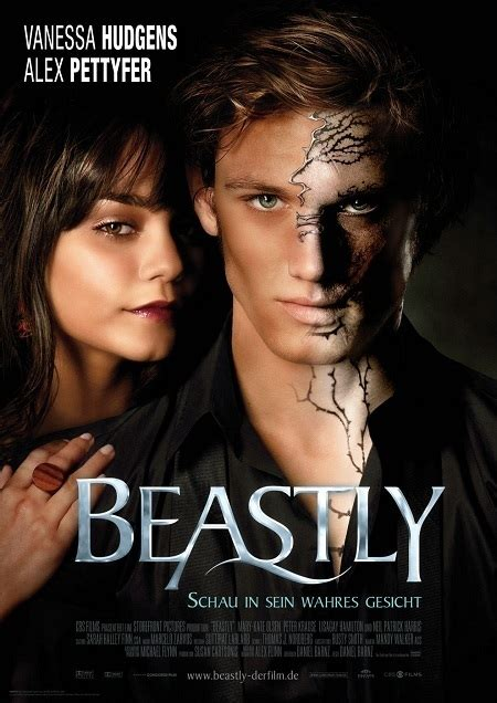 film series romance beastly great movie with a message seen it once to bad i