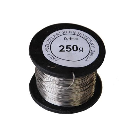 Kawat Wire 0 4mm wire 0 4 mm 250g stainless