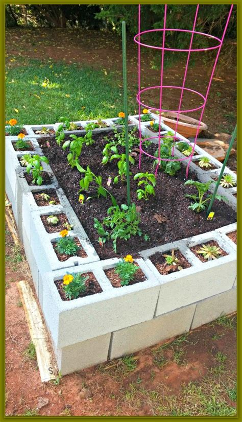 create your own raised bed garden nest full of new