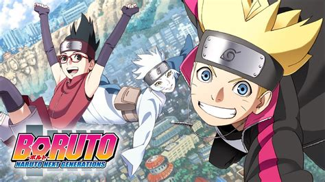 2 Anime Tv by Boruto Next Generations New Tv Anime Series