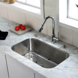 Designer Kitchen Sinks Stainless Steel Kitchen White Granite Kitchen Countertops With Grey